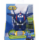 Super Wings-Figurine transformable Agent Chace