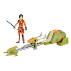 Star Wars-Véhicule Erza Bridger's Speeder