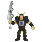 Zak Storm figurine articulée Crogar