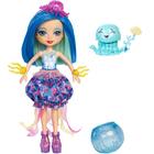 Enchantimals-Poupée cheveux magiques et méduse