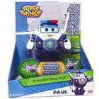 Super Wings-Figurine transformable Paul