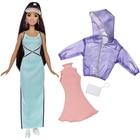 Barbie Fashionistas N°86 avec tenues