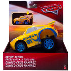 Voiture Rev'N'Racer Cars 3 Dinoco Cruz Ramirez