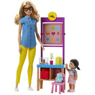 Barbie-Coffret institutrice