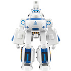 Super Wings-Véhicule transformable 18 cm Astra avec figurine