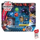Figurines Bakugan Battle Planet Pack - Darkus Hydorous et Aurelus Garganoid