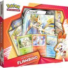 Coffret Pokémon Preview jeu vidéo Épée et Bouclier Flambino