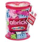 Sac tube Abrick 50 pièces rose
