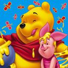 20 serviettes Winnie