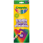 10 Crayons couleur