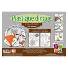 Kit plastique dingue colliers nature