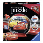 Cars 3-Puzzle 3D 72 pièces