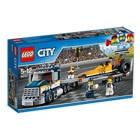 60151-Le transporteur du dragster