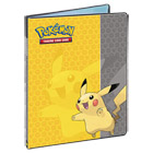 Pokemon-Cahier range cartes Pikachu