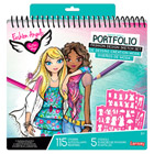 Fashion Angels-Portfolio de dessins création mode
