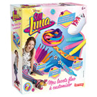 Soy Luna-Mes lacets fluos à customiser
