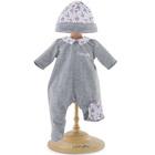 Pyjama petite étoile poupon 36 cm