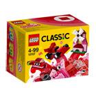 10707-Boîte de construction rose