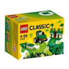 10708-Boîte de construction verte