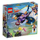 41230-La poursuite en Batjet de Batgirl