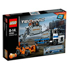 42062 - LEGO® TECHNIC - Le transport du conteneur