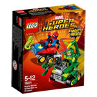 76071-Mighty Micros : Spider-Man contre Scorpion