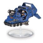 Warhammer Space - Marine Speeder Strike
