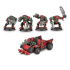 Figurine Warhammer Space Ork trukkboyz