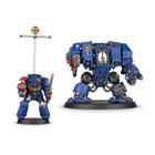 Figurine Warhammer Space Marine heavy assault
