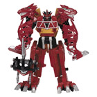 Power Rangers-Zord armure Dino Super Charge