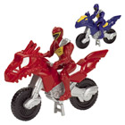 Power Rangers-Mini moto Dino Charge