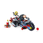 Minions - Figurines et moto de Gru