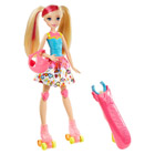Barbie rollers lumineux