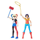 DC Super Hero Girl-Figurine animée