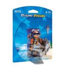 9075-Pirate avec bouclier - Playmobil Friends