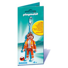 Porte clés secouriste - Playmobil