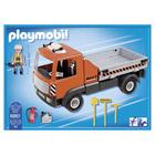6861-Camion de chantier - Playmobil pompiers et aéroport