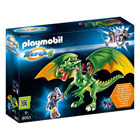 9001-Dragon Médiévalia avec Alex - Playmobil Super4