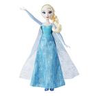 Reine des Neiges-Poupée Elsa tenue magique