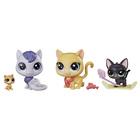 Littlest Petshop-Famille de Pets