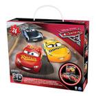 3 puzzles lenticulaires 24 pièces Cars 3