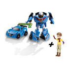 Mini Tobot Y véhicule transformable et Figurine kory
