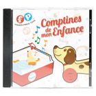 CD comptines Fisher Price