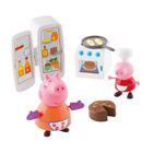 La cuisine de Peppa Pig