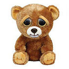 Peluche Feisty Pets ours brun