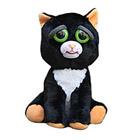 Peluche Feisty Pets chat noir
