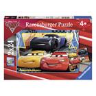 Cars 3-2 puzzles de 24 pièces