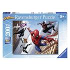 Puzzle XXL 200 pièces Spiderman