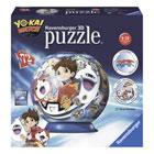 Yo-kai Watch-Puzzle 3D 72 pièces