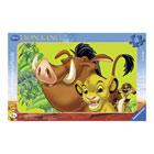 Le Roi Lion-Puzzle 15 pièces
